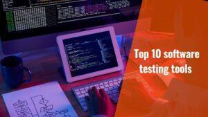 software testing tools